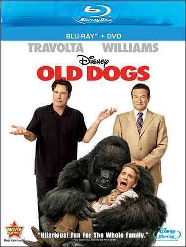 OLD DOGS BY TRAVOLTA,JOHN (Blu-Ray)