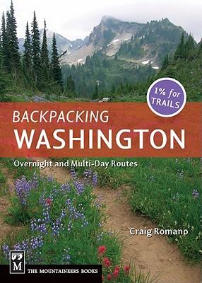Backpacking Washington By Romano, Craig